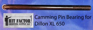 Camming pin for 650 m/kulelager