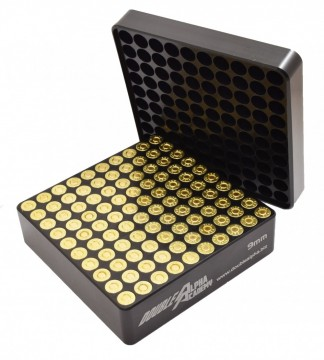 DAA 100-POCKET 9MM GAUGE, WITH FLIP TRAY